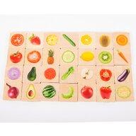 TickiT - Joc de potrivire Fructe si legume