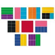 Learning Resources - Geometria fractiilor Patrate