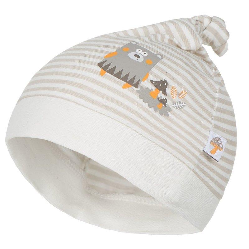 Gmini Caciulita pentru bebelusi Bears and Foxes