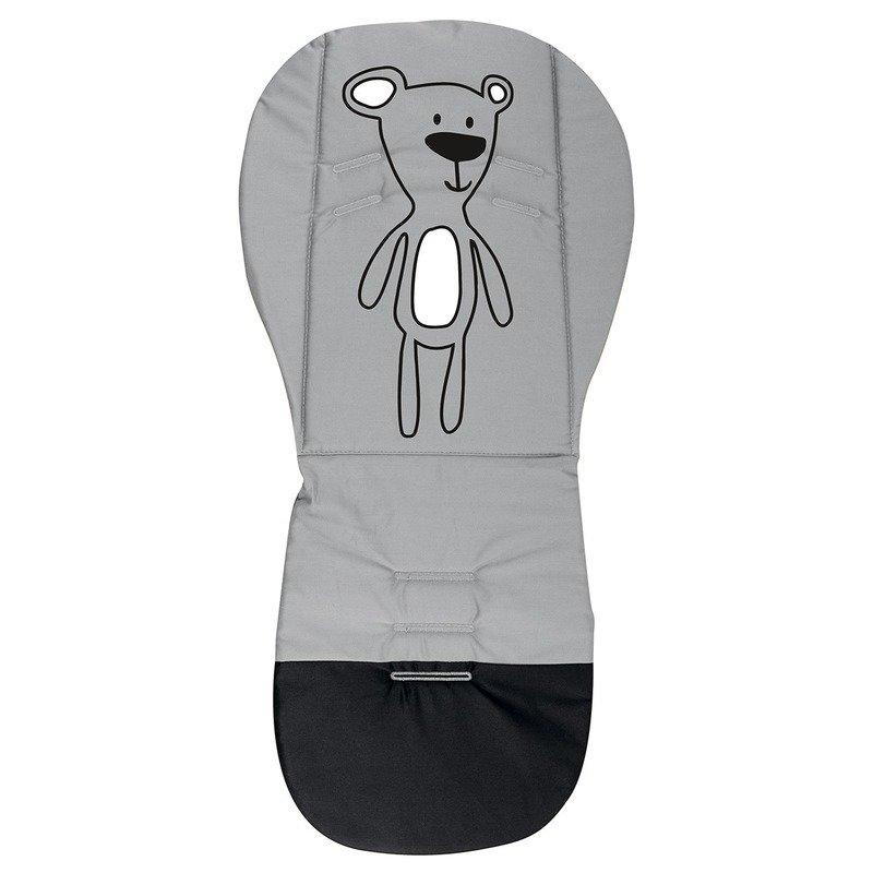 Gmini Husa pentru carucior Ursuletul Gri din categoria Accesorii plimbare de la Gmini