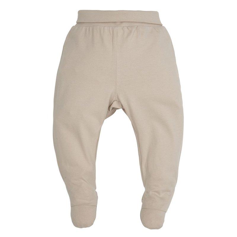 Gmini Pantalonasi cu botosei pentru bebelusi Basic New Beige