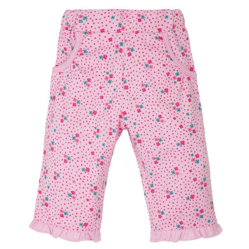 Gmini Pantalonasi pentru bebelusi Flowers