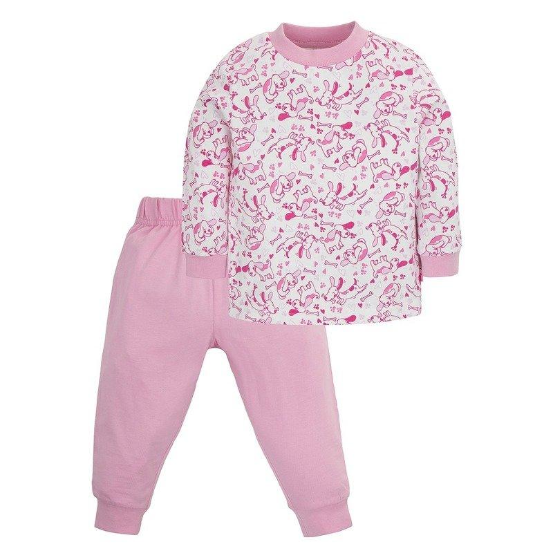 Gmini Pijamale pentru copii Prima Pink