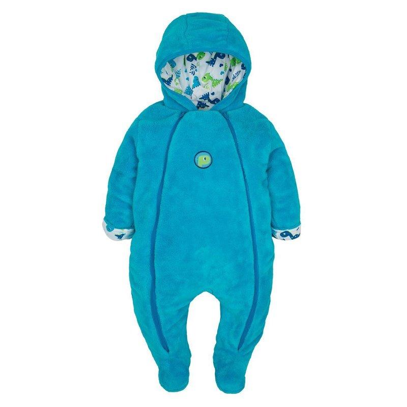 Gmini Salopeta pentru bebelusi Fluffy Dino
