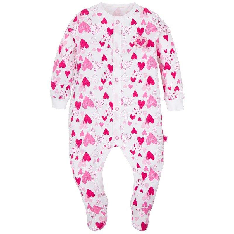 Gmini Salopeta pentru bebelusi- Inimioare din categoria Salopeta de la Gmini
