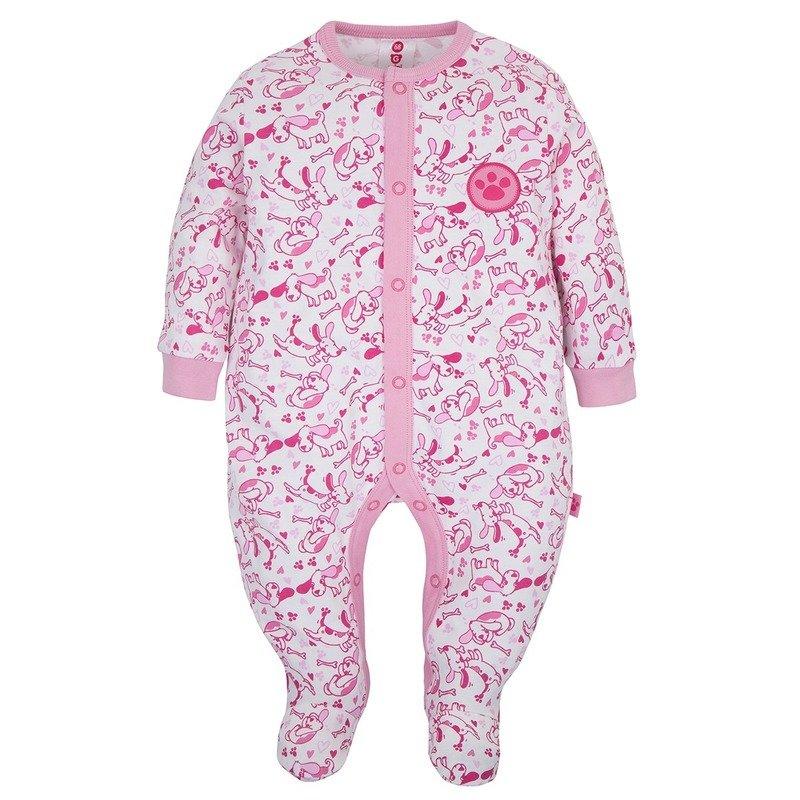 Gmini Salopeta pentru bebelusi Prima Pink din categoria Salopeta de la Gmini