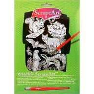 Keycraft - Gravura predesenata Wildlife  KCAC157