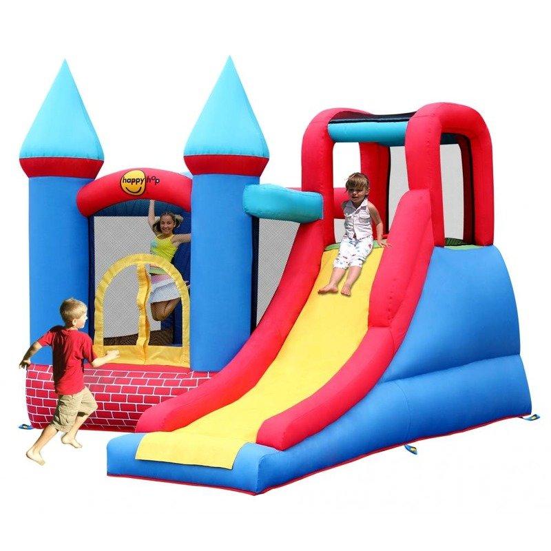 Happy Hop Saltea gonflabila Castel cu turnuri din categoria Centre de activitati de la Happy Hop