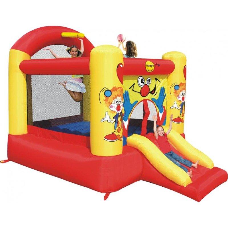 Happy Hop Saltea gonflabila Slide and Hoop 330x230x230 din categoria Centre de activitati de la Happy Hop