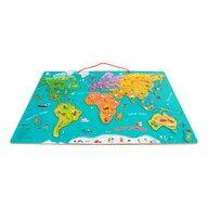 Topbright - Harta lumii mare