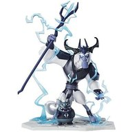 Hasbro - Set figurine My Little Pony Fan Series Storm King si Grubber