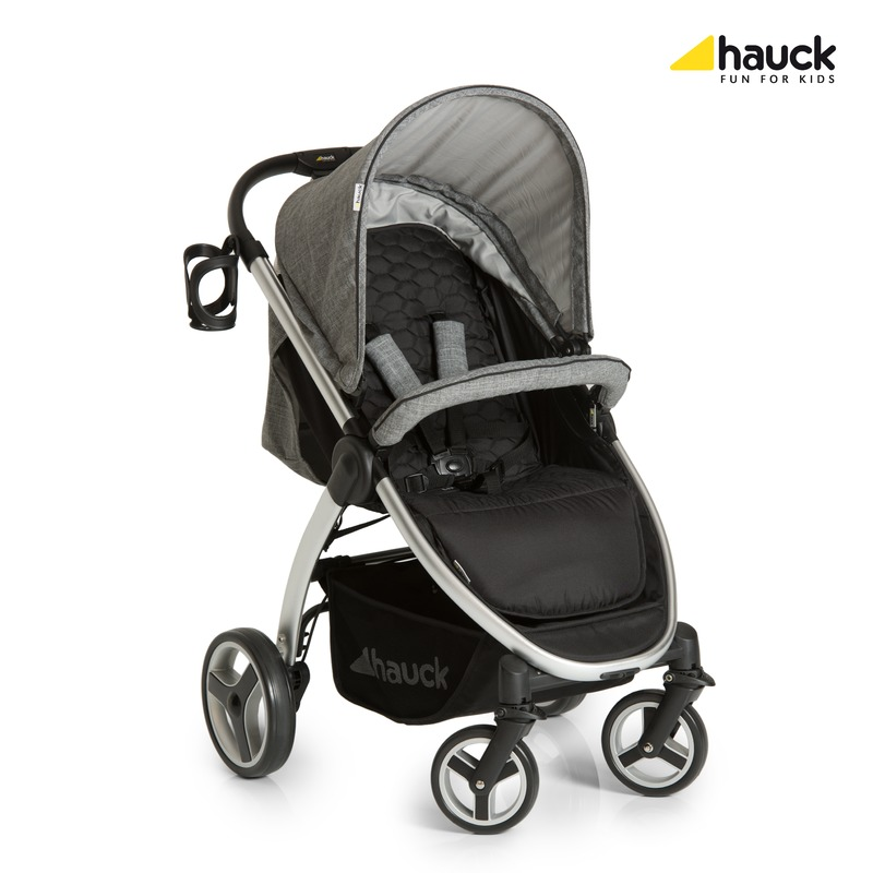 Hauck Carucior Lift Up 4 Melange Grey X din categoria Carucioare copii de la Hauck
