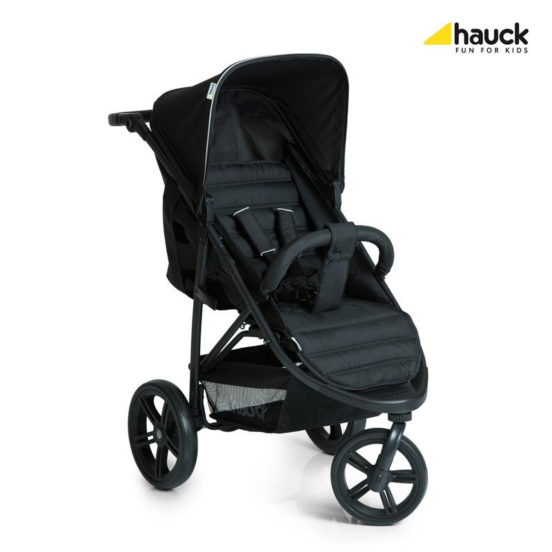 Hauck Carucior Rapid 3 Caviar Black din categoria Carucioare copii de la Hauck