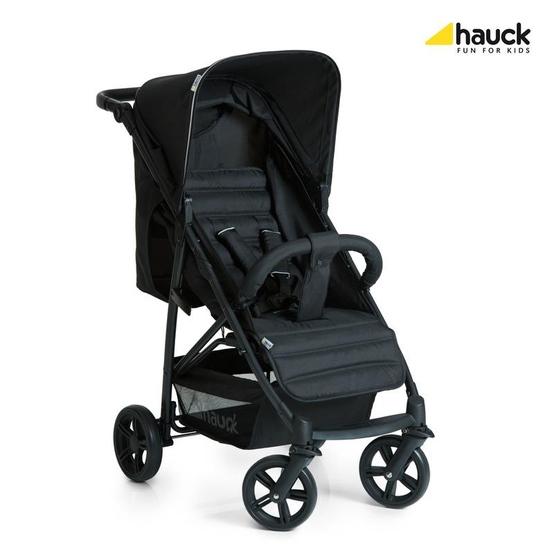 Hauck Carucior Rapid 4 Caviar Black din categoria Carucioare copii de la Hauck
