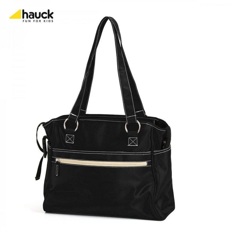 Hauck Geanta Bebe City Bag-Black din categoria Genti plimbare de la Hauck