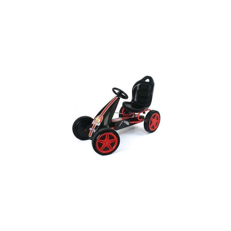 Hauck Toys Go Kart Hurricane - Red