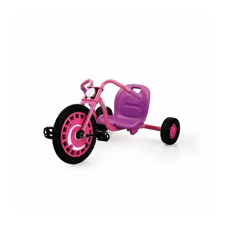 Hauck Go Kart Typhoon - Pink Purple din categoria Triciclete si Trotinete pentru copii de la Hauck