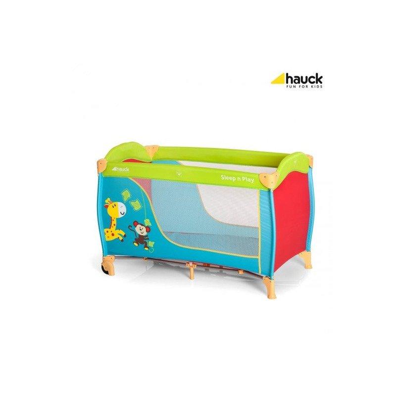 Hauck Pat Voiaj Sleep'n Play Go Jungle Fun din categoria Patuturi pliante de la Hauck