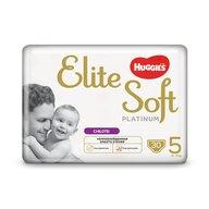 Huggies - Elite Soft Pants Platinum (5) Mega 30 buc, 12-17 kg