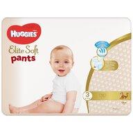 Huggies - Elite Soft Pants M(3) Giga 72 buc, 6-11 kg
