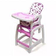 Husa pentru scaun de masa Juju Eat&Play, Mov
