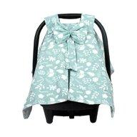 SeviBebe - Accesoriu scaun auto Husa protectie Leaf