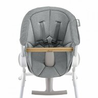 Beaba - Accesoriu Husa textila Up & Down Pentru scaun de masa, Gri