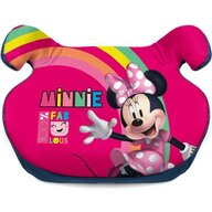 Seven - Inaltator auto Fabulous Minnie Mouse, 15-36 Kg, Roz