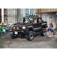Playmobil - Set de constructie Camionul lui Marty , Back to the Future
