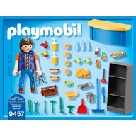 Playmobil - Ingrijitor si chiosc