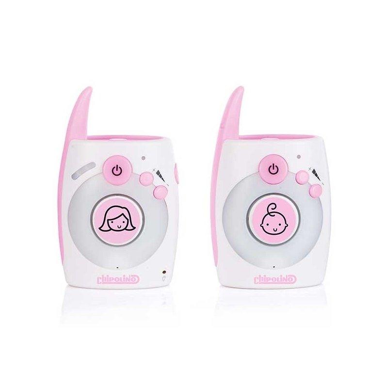 Chipolino Interfon digital Astro pink mist din categoria Interfon/Videofon Bebe de la Chipolino