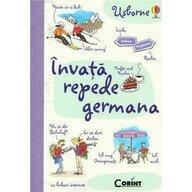 Corint - Carte educativa Invata repede germana