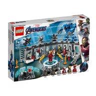 LEGO - Iron Man Sala Armurilor
