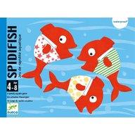 Djeco - Joc acvatic cu carti Spidifish