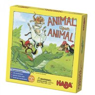 Haba - Joc de constructie, Piramida animalelor, 4ani+