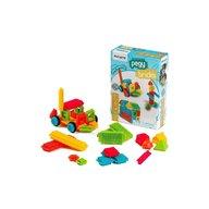 Miniland - Joc de constructii Pegy Bricks 36