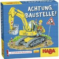 Haba - Joc de cooperare, Atentie! In constructie!, 5ani+