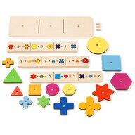 Toys For Life - Joc educativ Construieste o floare Pentru dezvoltare cognitiva