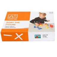 Toys For Life - Joc de potrivire Sortarea blocurilor Pentru dezvoltarea cognitiva