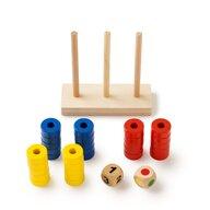 Toys For Life - Joc educativ Stivuieste inelele Pentru dezvoltare cognitiva