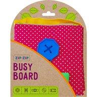 Roter Kafer - Joc de indemanare Carte Senzoriala Busy Board