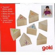 Goki - Joc de memorie Sunetele