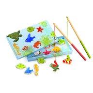 Djeco - Joc de pescuit magnetic pesti tropicali