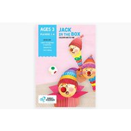Chalk and Chuckles - Joc de potrivire Jack in the box