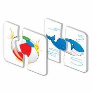 THE LEARNING JOURNEY - Puzzle educativ Oceanul Set de potrivire Puzzle Copii, piese 30