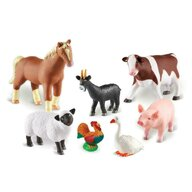 Learning Resources - Joc de rol - Animalute de la ferma