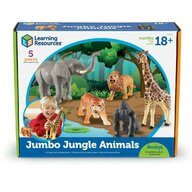 Learning Resources - Joc de rol - Animalute din jungla