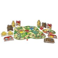 Orchard Toys - Joc de societate Cei trei purcelusi - Three little pigs