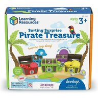 Learning Resources - Joc de sortare Comoara Piratilor