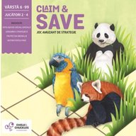 Chalk and Chuckles - Joc de strategie Claim and Save